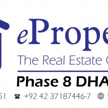 DHA Lahore Phase 8 Plots & Houses for Sale