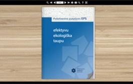 Polistireninis putplastis EPS brošiūra