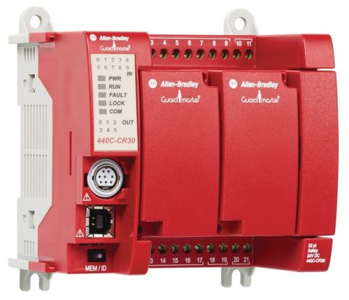 guardmaster 440c cr30 safety relay