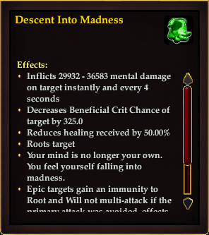 Effect - Descent Into Madness