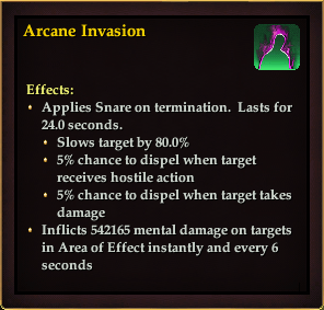 Effect - Arcane Invasion
