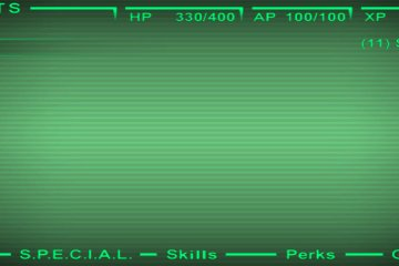 Pip Boy Feature
