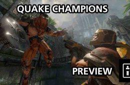 Quake Champions Preview