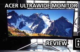 UltraWide Monitor Review