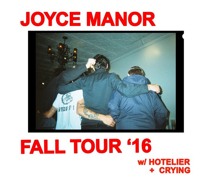 Joyce Manor at the First Unitarian Church *Two Nights!*