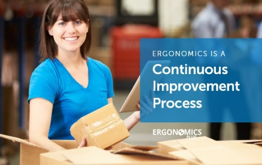 The Importance of Ergonomics as a Continuous Improvement Process