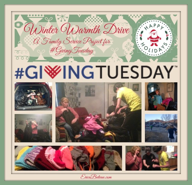 Giving Tuesday Winter Warmth Drive