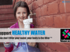 support healthy water