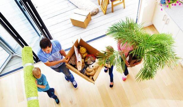 Moving With Kids: How to Help Acquaint Your Family with a New House