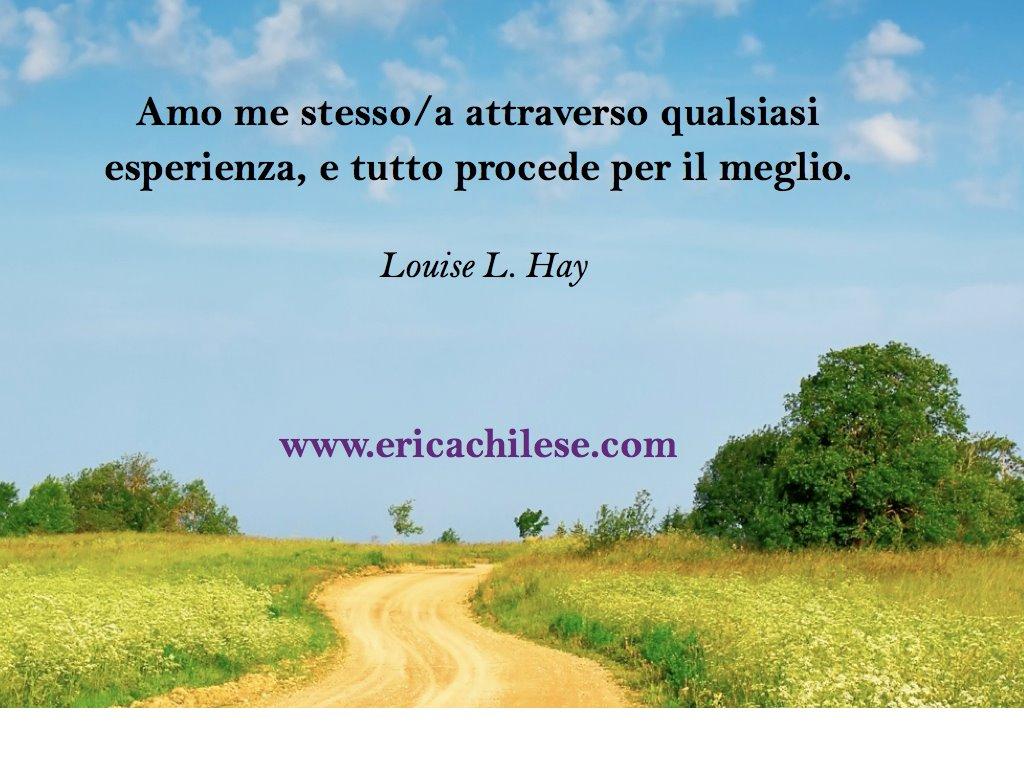 Eccezionale Louise Hay | Ama Te Stesso Guarisci la Tua Vita FB14