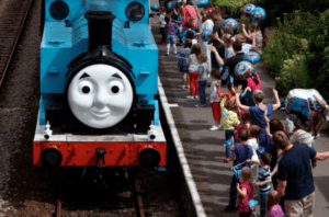 Bonness railway
