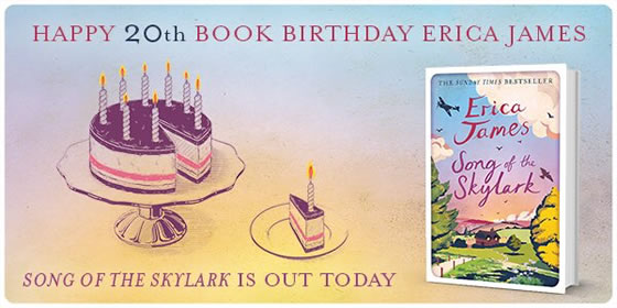 20th Book Birthday