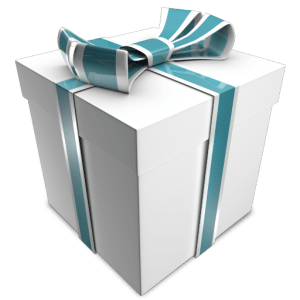 Give the gift of photo credits