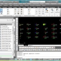 AutoCAD Civil 3D Survey 2D Points Essential Template Framework