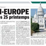 mini Europe 25 ans