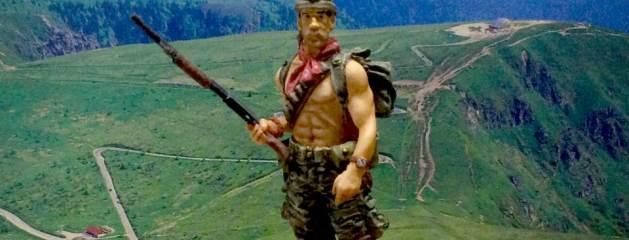 Viet-Nam Navy Seal Personal challenge !