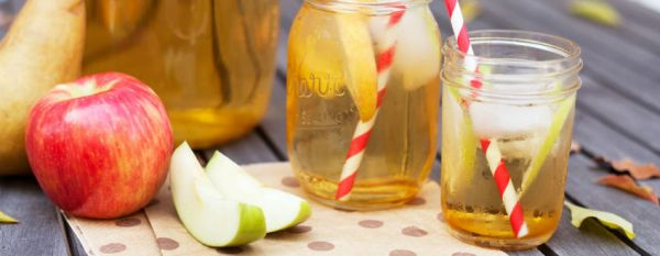 fruity white sangria