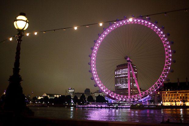 The London Eye. London, 2009