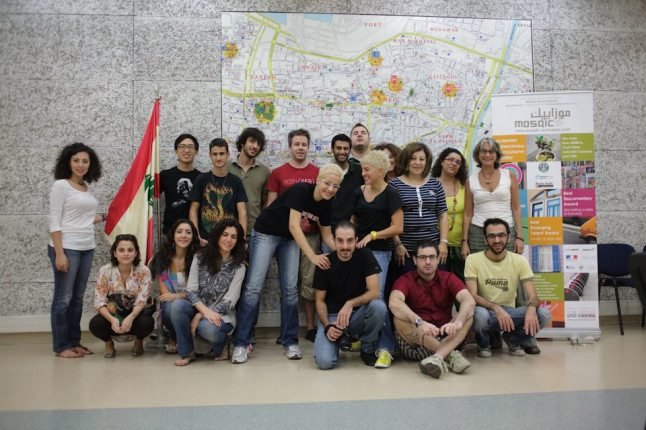 Street Photography 101 Workshop Beirut Lebanon Group Picture
