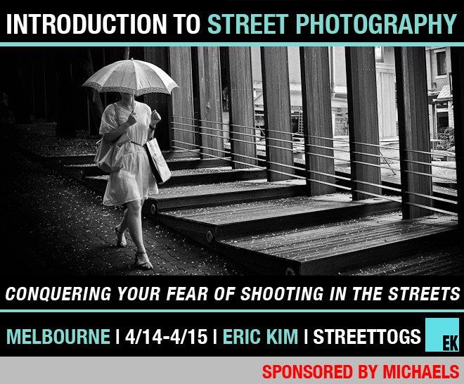 Melbourne Street Photography Workshop