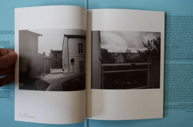 "Spread of ""A Trip To Europe"" by Emi Fukuyama. Click to follow on Tumblr"