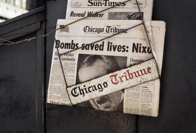 Vivian Maier / Chicago, 1973