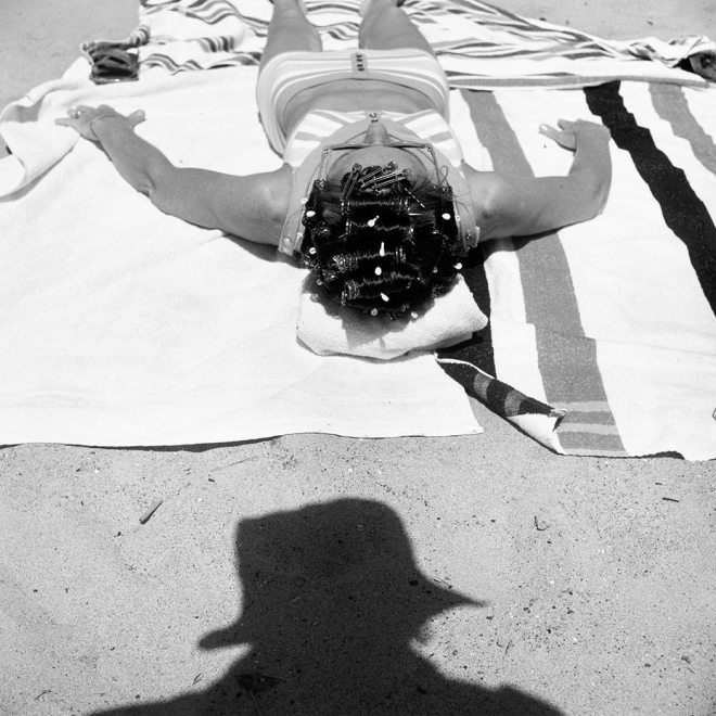 Vivian Maier / Self Portrait, 1971