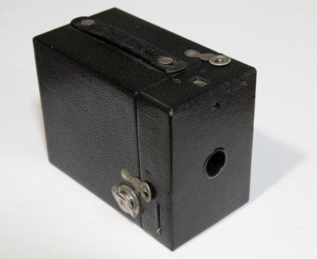 Vivian's first Kodak Brownie camera