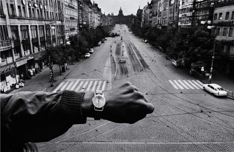 Prague, 1968. Josef Koudelka / Magnum Photos