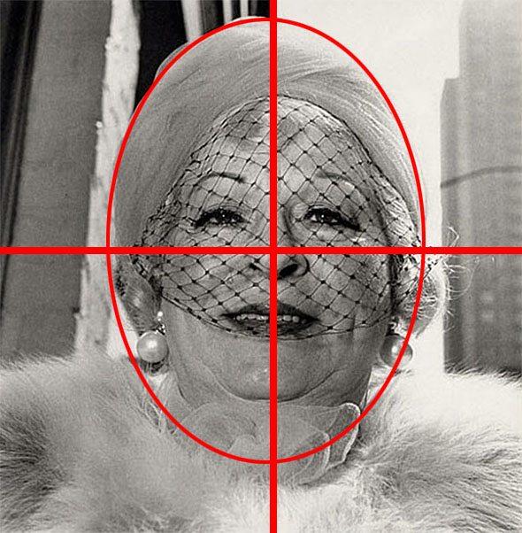 symmetry-woman