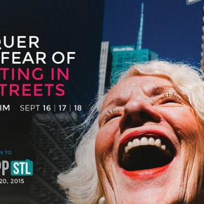 """Join Me at PopUp GPP Seattle for a Special """"Conquer Your Fear of Shooting in the Streets"""" Workshop (September 16-18th, 2015)"""