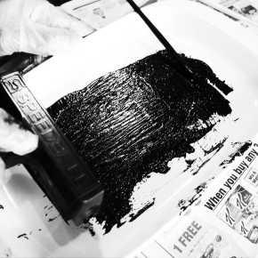 Archival oil-based ink