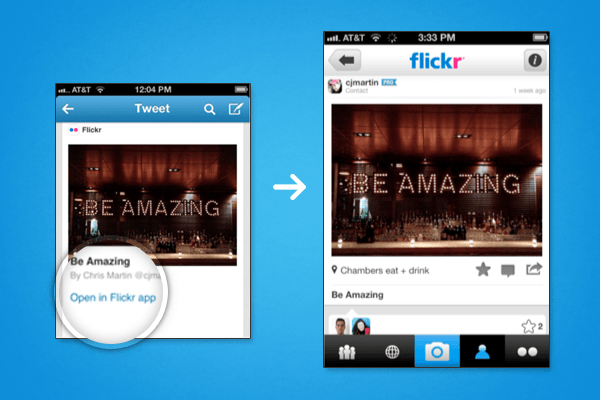 Twitter Just Became Every Mobile App's Best Friend