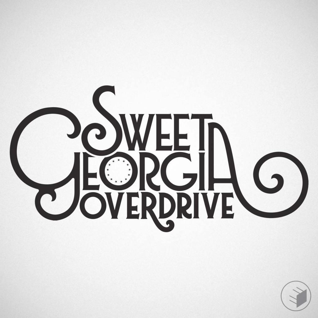 SWEET GEORGIA OVERDRIVE BRANDING