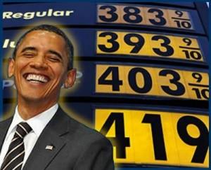 Obama $10 gas picture