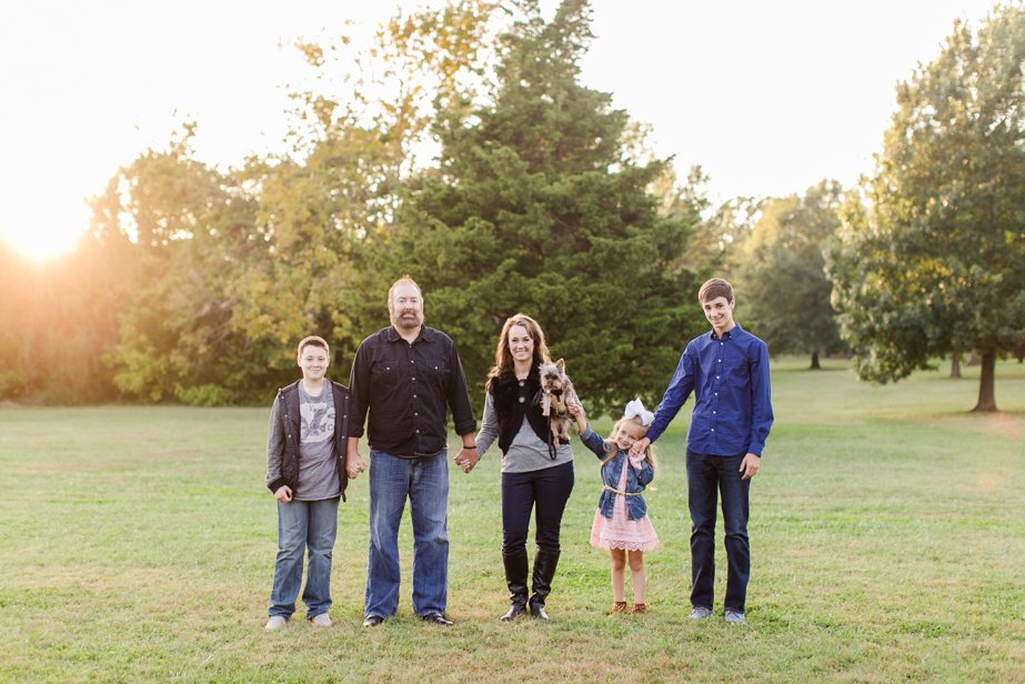 Arkansas Family Photographers