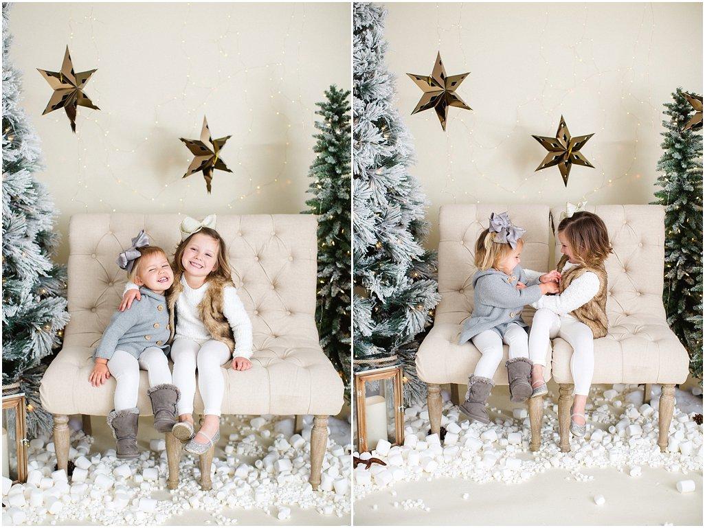 christmas mini sessions arkansas family photography erika