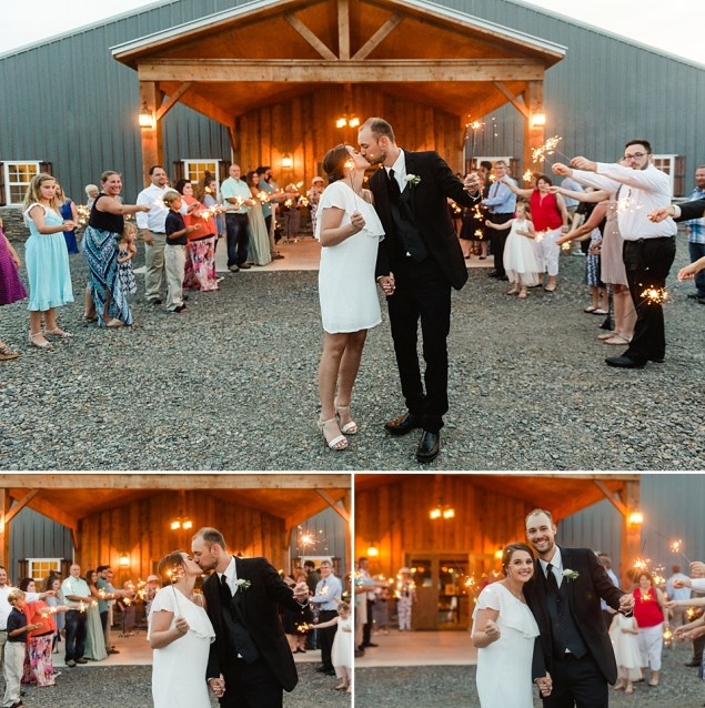 Jaycie and CJ's Wedding at The Barn at Pine Mountain in Quitman Arkansas || by Erika Dotson Photography_0066