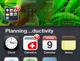Calvetica review – smart calendar for the iPhone