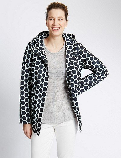 spotty anorak