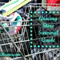 Grocery Store Survival Guide-Part 1