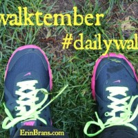 Daily Walk #walktember