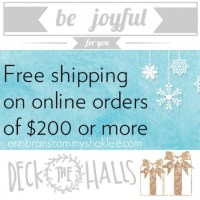 Free Shipping Special! {Ends 12/19}