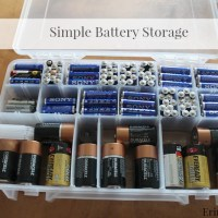 Simple Battery Storage