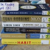 Books I'm Reading {April 2015 Edition}