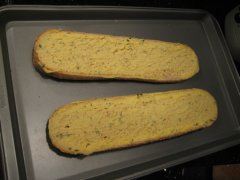 Bake the Fake Bread in the Oven