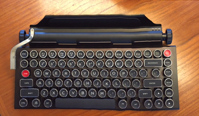 qwerky keyboard