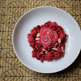 Food to Fall in Love By: Roasted Beet Risotto