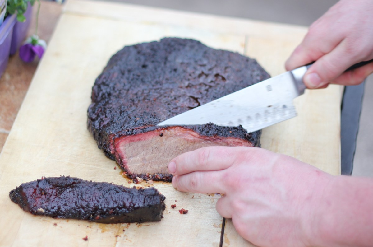 For the Love of Meat: How to Smoke a Brisket