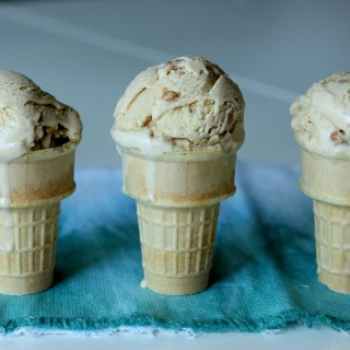 Crunchy Peanut Butter Ice Cream